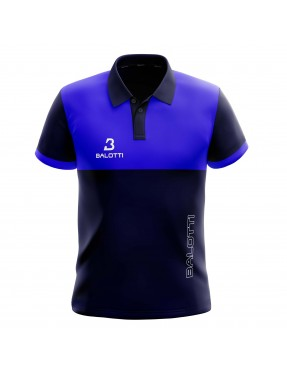 Polo BALOTTI  Marine/ Bleu